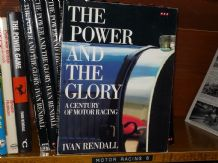 THE POWER AND THE GLORY - A CENTURY OF MOTOR RACING. Rendall (b)